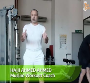 muslim coach workout
